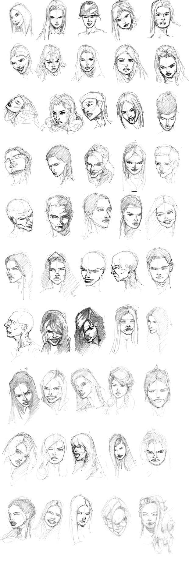 MeTaL-Mikes's Sketchbook