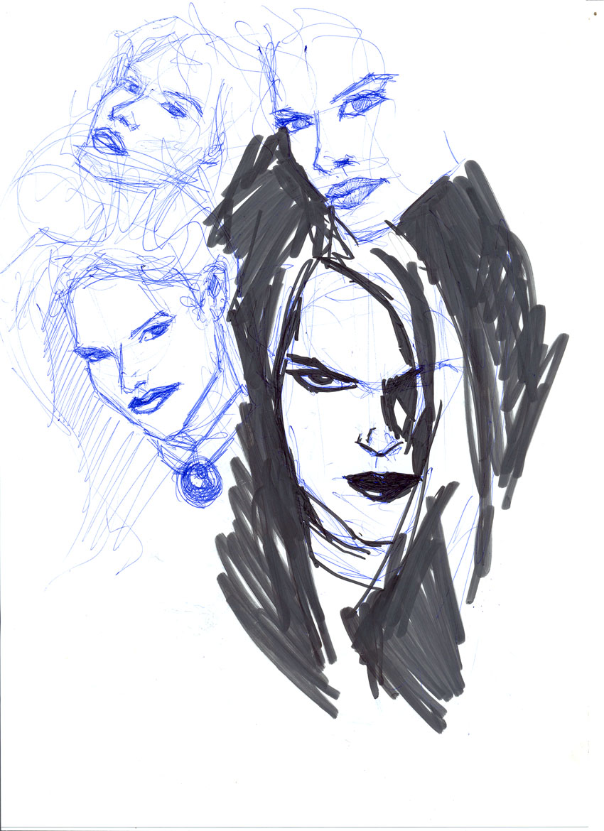 Sketches 2007
