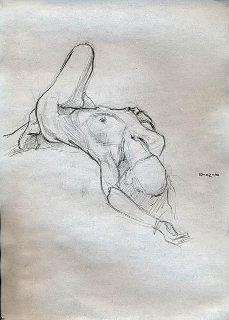 Life Drawing 2008