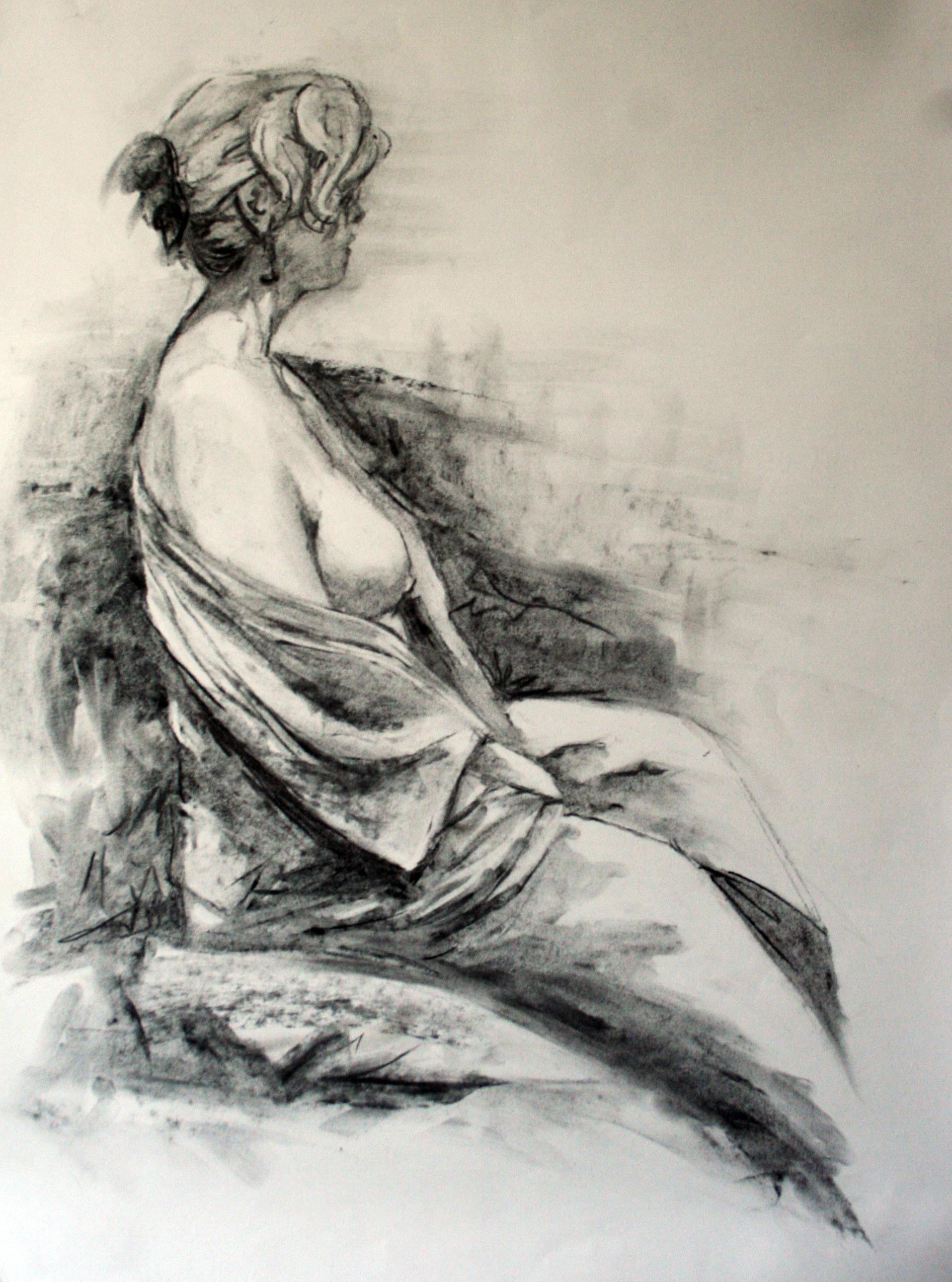Life Drawing 2009