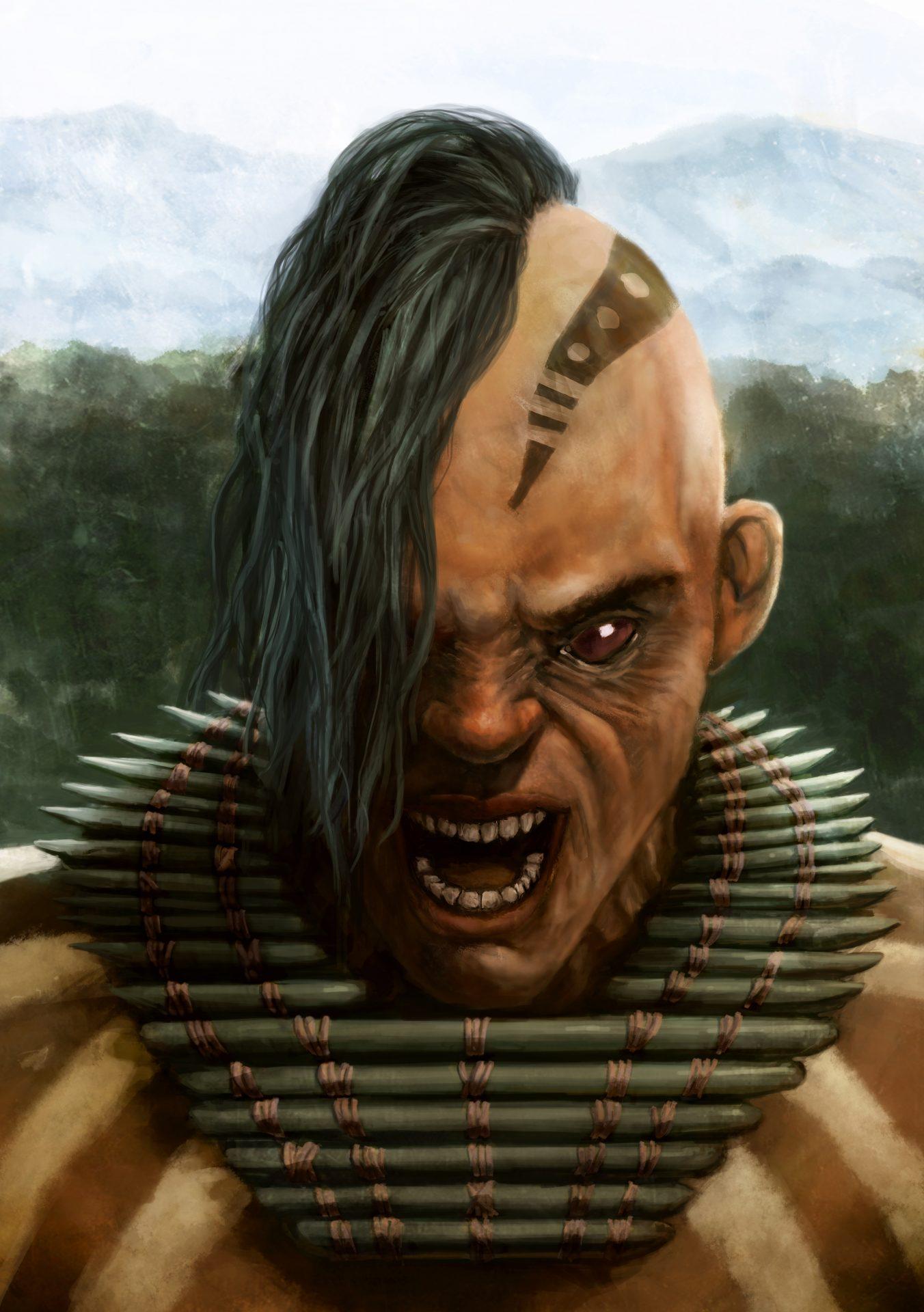 Warrior Final