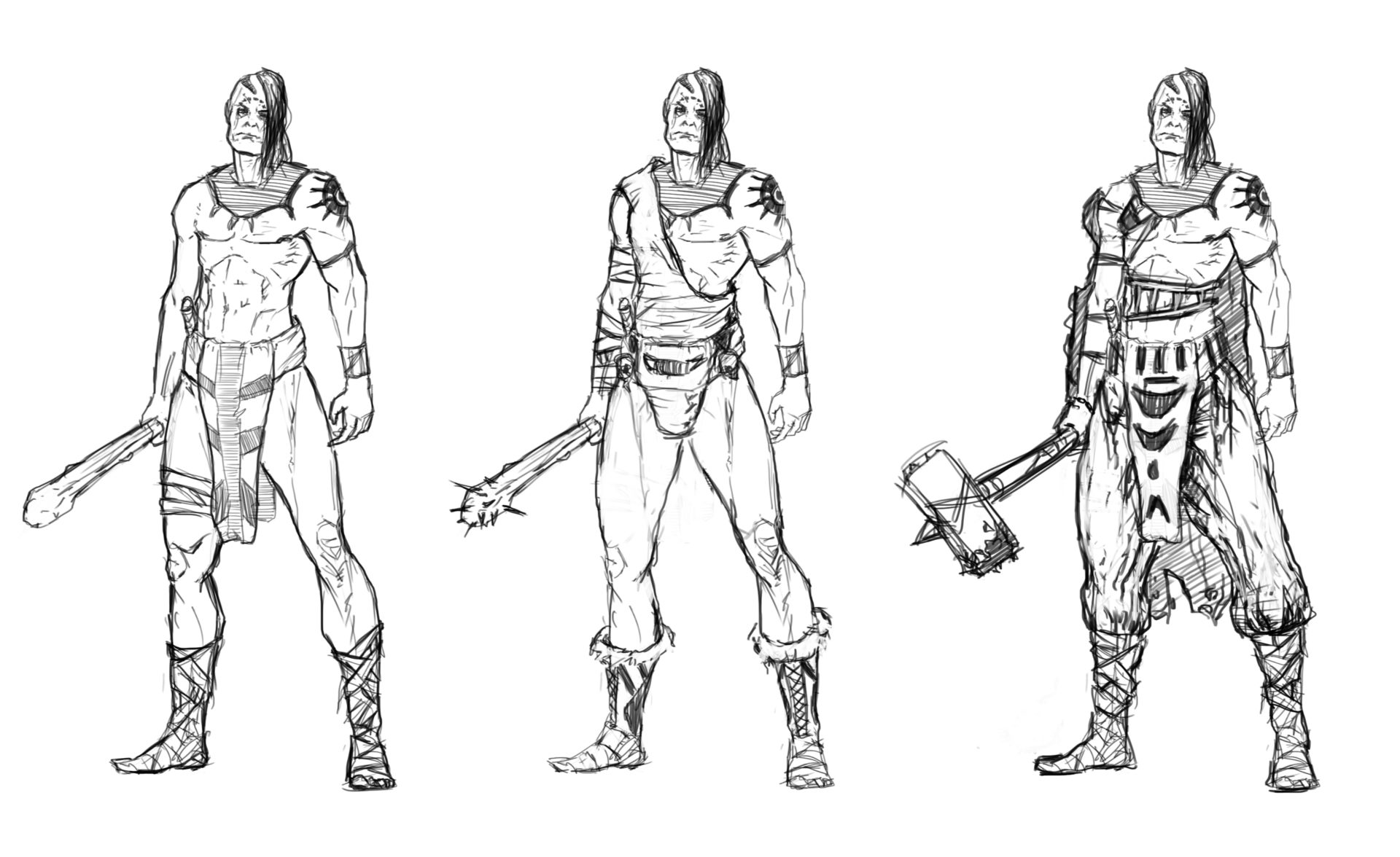 Warrior Concepts