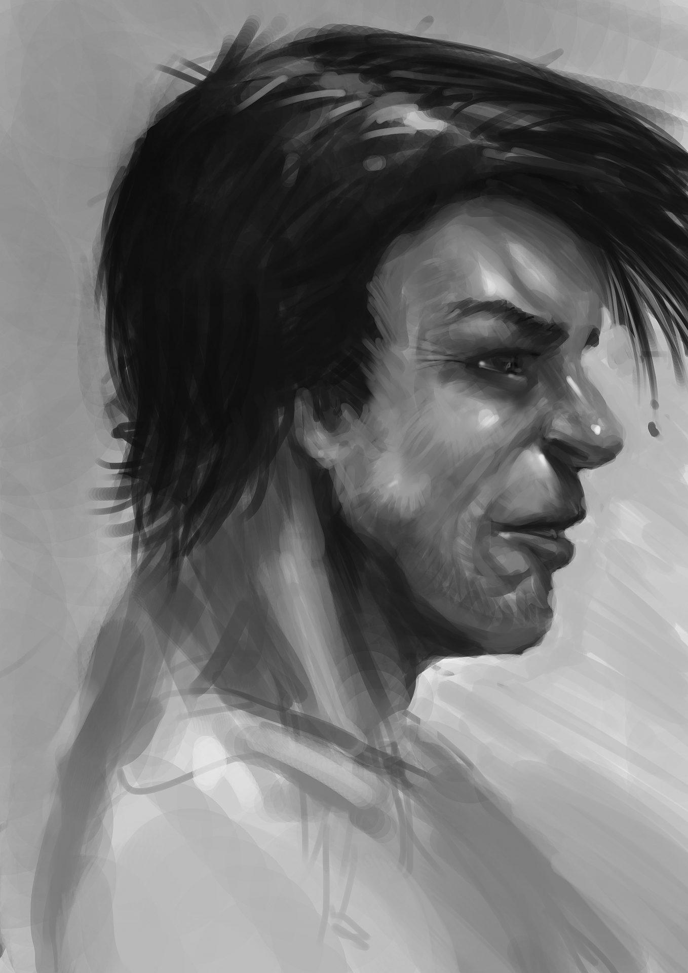 Portrait exploration