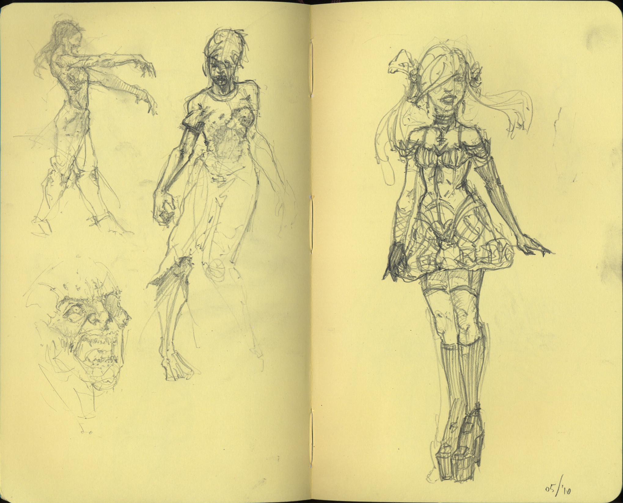 Sketches 2010