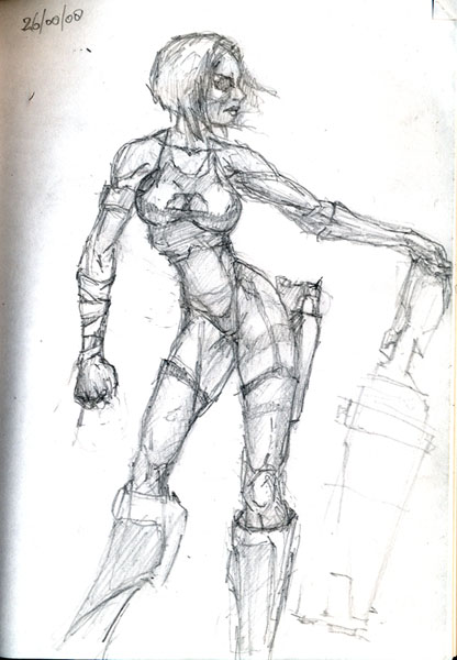 Sketches 2008